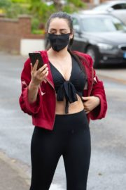 Marnie Simpson Out and About in Bedfordshire 2020/06/04 5