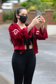 Marnie Simpson Out and About in Bedfordshire 2020/06/04 6
