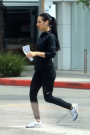 Martha Higareda Out and About in Beverly Hills 2020/05/18 6