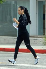 Martha Higareda Out and About in Beverly Hills 2020/05/18 8