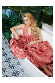 Meg Donnelly in Composure Magazine, February 2020 7