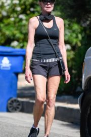 Melanie Griffith Out Hiking in Los Angeles 2020/06/12 2