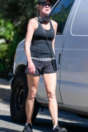 Melanie Griffith Out Hiking in Los Angeles 2020/06/12 7
