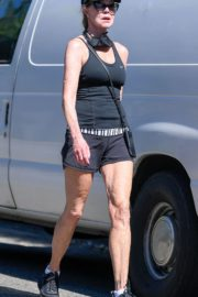 Melanie Griffith Out Hiking in Los Angeles 2020/06/12 9