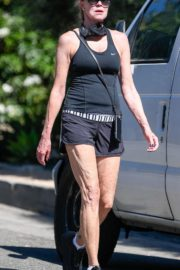 Melanie Griffith Out Hiking in Los Angeles 2020/06/12 10