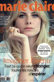 Melanie Laurent in Marie Claire Magazine, France June/July 2020 5