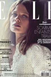 Melanie Thierry Photoshoot in Elle Magazine, France June 2020 4