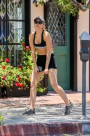 Miley Cyrus Out Hiking in Los Angeles 2020/06/04 1