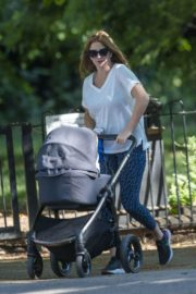 Millie Mackintosh Out and About in London 2020/06/15 3