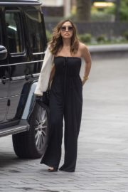 Myleene Klass seen in Stylish Outfit at Global Studios in London 2020/06/03 1