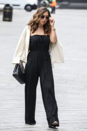 Myleene Klass seen in Stylish Outfit at Global Studios in London 2020/06/03 7