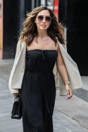 Myleene Klass seen in Stylish Outfit at Global Studios in London 2020/06/03 8