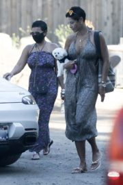 Nicole Murphy Out and About in Malibu 2020/06/14 2