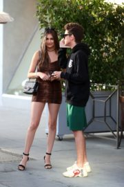 Nicolette Gray at Il Pastaio in Beverly Hills 2020/06/19 1