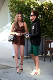 Nicolette Gray at Il Pastaio in Beverly Hills 2020/06/19 4