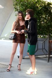 Nicolette Gray at Il Pastaio in Beverly Hills 2020/06/19 10
