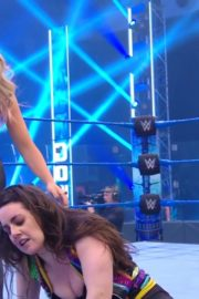 Nikki Cross vs. Sasha Banks: SmackDown 2020/06/19 7