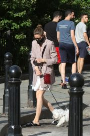 Olivia Palermo Out with Mr Butler on His 15th Birthday in Brooklyn 2020/06/12 1