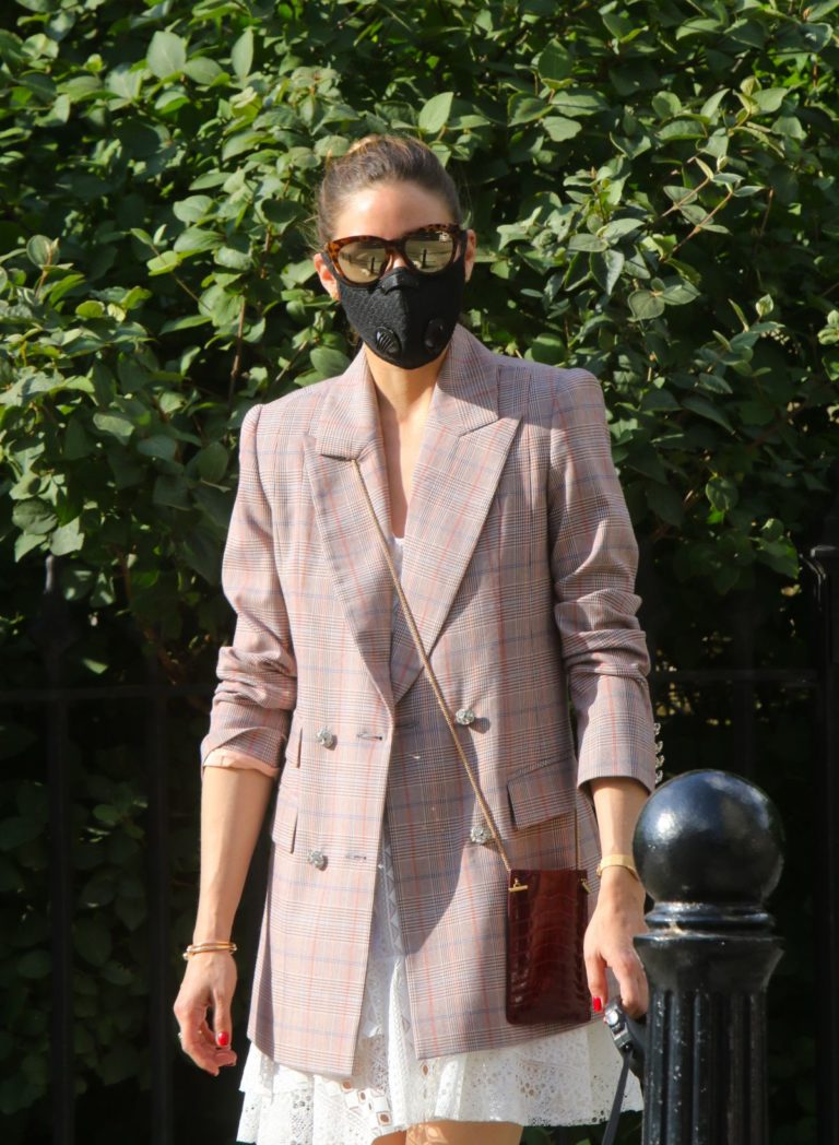 Olivia Palermo Out with Mr Butler on His 15th Birthday in Brooklyn 2020/06/12 2