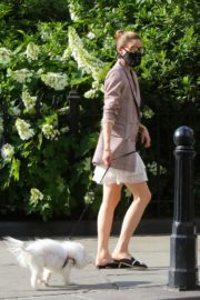 Olivia Palermo Out with Mr Butler on His 15th Birthday in Brooklyn 2020/06/12 3