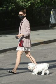 Olivia Palermo Out with Mr Butler on His 15th Birthday in Brooklyn 2020/06/12 5