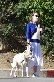 Olivia Wilde Out with Her Dog in Los Angeles 2020/06/07 4