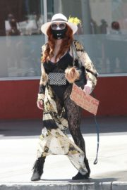 Phoebe Price at Black Lives Matter Protest in Los Angeles 2020/06/07 3