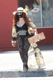 Phoebe Price at Black Lives Matter Protest in Los Angeles 2020/06/07 4