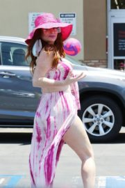 Phoebe Price Out and About in Studio City 2020/06/15 2
