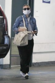 Rooney Mara Visits Her Doctor in Beverly Hills 2020/06/12 2