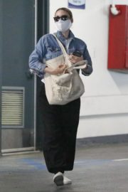 Rooney Mara Visits Her Doctor in Beverly Hills 2020/06/12 3