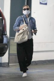 Rooney Mara Visits Her Doctor in Beverly Hills 2020/06/12 10