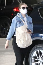 Rooney Mara Visits Her Doctor in Beverly Hills 2020/06/12 13