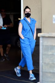 Rumer Willis Out and About in Los Angeles 2020/06/04 2