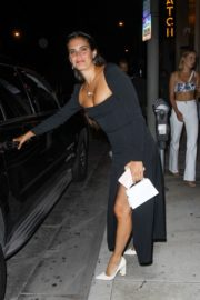 Sara Sampaio Leaves Catch LA in West Hollywood 2020/06/13 2