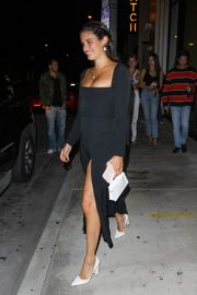 Sara Sampaio Leaves Catch LA in West Hollywood 2020/06/13 8