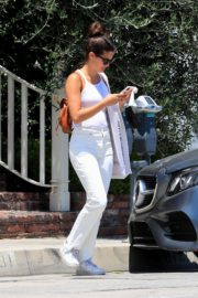 Sara Sampaio Out and About in West Hollywood 2020/06/12 4
