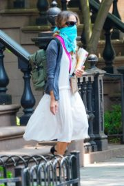 Sarah Jessica Parker Out and About in New York 2020/06/20 1