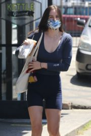 Scout Willis Out for Coffee in Hollywood 2020/06/14 1