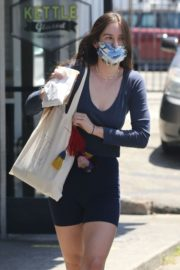 Scout Willis Out for Coffee in Hollywood 2020/06/14 4