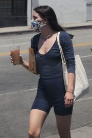 Scout Willis Out for Coffee in Hollywood 2020/06/14 5