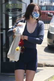 Scout Willis Out for Coffee in Hollywood 2020/06/14 7