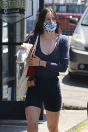 Scout Willis Out for Coffee in Hollywood 2020/06/14 10