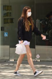 Scout Willis Out for Lunch in Beverly Hills 2020/06/15 2