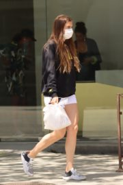 Scout Willis Out for Lunch in Beverly Hills 2020/06/15 4