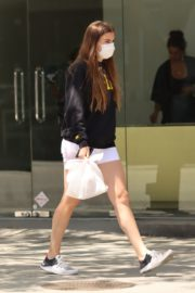 Scout Willis Out for Lunch in Beverly Hills 2020/06/15 5