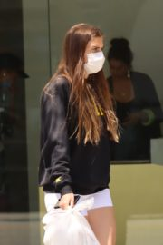 Scout Willis Out for Lunch in Beverly Hills 2020/06/15 6