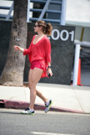 Shantel VanSanten Out and About in Los Angeles 2020/06/12 7