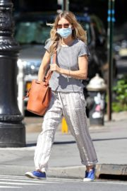 Sienna Miller Out and About in New York 2020/06/12 6