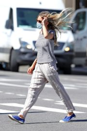 Sienna Miller Out and About in New York 2020/06/12 12
